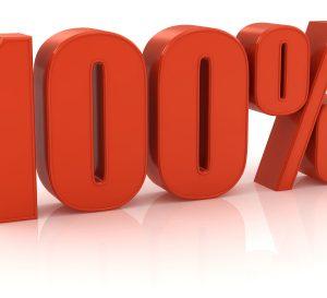 Extra periode 100% ( toeslag )