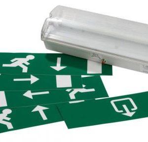Noodverlichting ( vluchtwegverlichting )