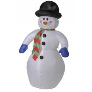opblaasbare sneeuwpop