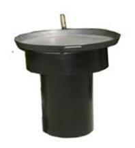 Reuzekoekepan 1 meter rond (excl. gas)