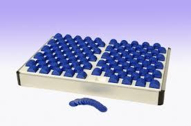 consumptiemunt blauw (per 1000 stuks)