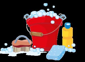 Reiniging / Schoonmaak kosten Apparatuur ( per item )