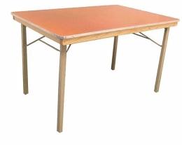 Vouwtafel 0,80/1,20 m hout