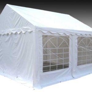 Tent 4 x 4 meter Semi proffesioneel ( incl. op & afbouw )