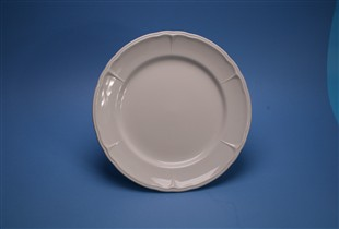 Dessertbord Wit 21cm Ø