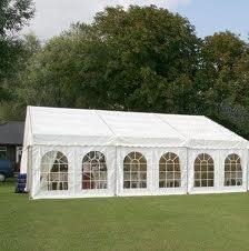 Aluhal-tent 10 x 15 meter ( incl. op & afbouw )