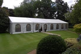 Aluhal-tent 10 x 20 meter ( incl. op & afbouw )