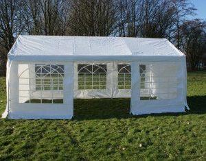 Tent 4 x 6 meter Semi proffesioneel ( incl. op & afbouw )