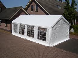 Tent  4 x 8 meter Semi proffesioneel ( incl. op & afbouw )